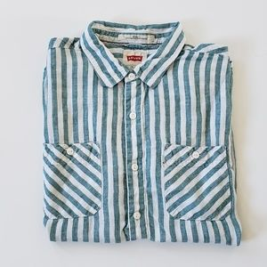 Levi's Short Sleeve Button up